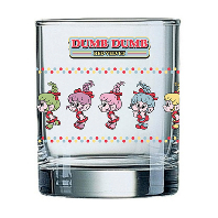 LOVES GOOD LUCK TROLLS - GLASS