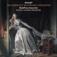 THE COMPLETE MULTIPIANO CONCERTOS/ MULTIPIANO ENSEMBLE [모차르트: 여러 대의 피아노를 위한 협주곡 - 멀티 피아노 앙상블]