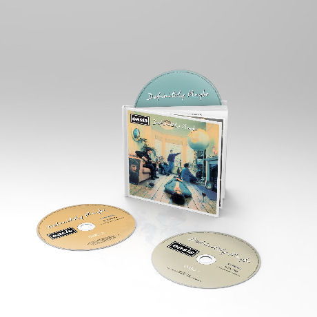 DEFINITELY MAYBE [DELUXE EDITION]