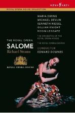 SALOME/ EDWARD DOWNES [슈트라우스: 살로메]
