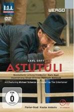 ASTUTULI/ MARK MAST [칼 오르프: 아스투툴리-PAL방식]
