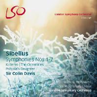 SYMPHONIES NOS,1-7/ COLIN DAVIS [5SACD+BDA] [시벨리우스: 교향곡 전곡]