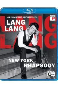 NEW YORK RHAPSODY: LIVE FROM LINCOLN CENTER [랑랑: 뉴욕 랩소디]