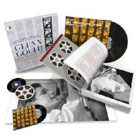 GOLDBERG VARIATIONS: THE COMPLETE UNRELEASED RECORDING SESSIONS JUNE 1955 [7CD+1LP] [바흐: 골드베르크 변주곡 - 글렌 굴드] [한정반]