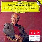 ANTON WEBERN - BOULEZ CONDUCTS WEBERN II