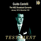 THE NBC BROADCAST CONCERTS/ JANUARY 1951 - DECEMBER 1951
