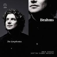 THE SYMPHONIES/ ROBIN TICCIATI [브람스: 교향곡 전곡 - 로빈 티치아티]