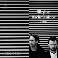 SONGS/ JACQUES IMBRAILO, ALISDAIR HOGARTH [시벨리우스 & 라흐마니노프: 가곡집 - 자크 임브라일로]