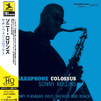 SAXOPHONE COLOSSUS [LIMITED] [UHQ-CD]