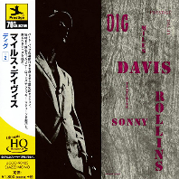 DIG: FEAT. SONNY ROLLINS [LIMITED] [UHQ-CD]