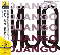 DJANGO [LIMITED] [UHQ-CD]