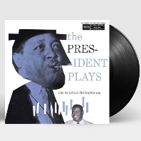 LESTER YOUNG - THE PRESIDENT PLAYS WITH THE OSCAR PETERSON TRIO [VITAL VINYL SERIES] [180G LP]*