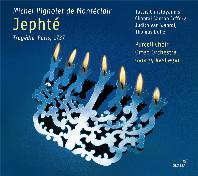 JEPHTE/ GYORGY VASHEGYI [몽테클레르: 오페라 <제프테>| 기요르기 바셰기]