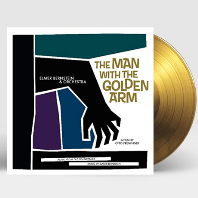 THE MAN WITH THE GOLDEN ARM [황금팔을 가진 사나이] [180G GOLD LP]