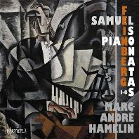 PIANO SONATAS 1-6/ MARC-ANDRE HAMELIN [페인베르그: 피아노 소나타 1-6번 | 마르크-앙드레 아믈랭]
