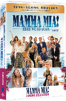 맘마 미아! 더블팩 [MAMMA MIA! 2 MOVIE COLLECTION]