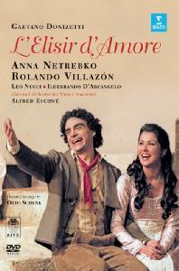 L`ELISIR D`AMORE/ ANNA NETREBKO, ROLANDO VILLAZON [도니제티: 사랑의 묘약 - 안나 네트렙코 & 롤란도 빌라존]