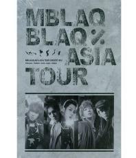 M-BLAQ(엠블랙) - BLAQ% ASIA TOUR CONCERT 2012 [포토북+DVD]