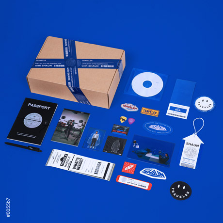 TRAVELER PACKAGE [한정반]