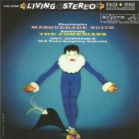 MASQUERADE SUITE & THE COMEDIANS/ KIRIL KONDRASHIN [하차투리안: 가면무도회 모음곡 외] [LP]
