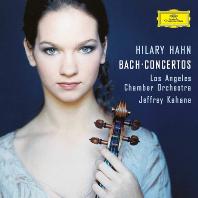 VIOLIN CONCERTOS/ HILARY HAHN, JEFFREY KAHANE [바흐: 바이올린 협주곡 - 힐러리 한]