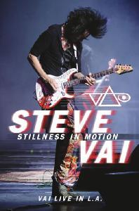 STILLNESS IN MOTION: VAI LIVE IN L.A. [스티브 바이: 스틸니스 인 모션 - LA 라이브]