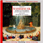 WASSERMUSIK/ PAUL KUENTZ