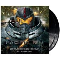 PACIFIC RIM: MUSIC BY RAMIN DJAWADI [180G LP] [퍼시픽림]