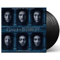 GAME OF THRONES SEASON 6: MUSIC BY RAMIN DJAWADI [180G LP] [왕좌의 게임 시즌 6]