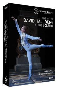 THE ART OF DAVID HALLBERG AT THE BOLSHOI [볼쇼이발레단의 데이비드 홀버그의 예술]