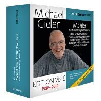 COMPLETE SYMPHONIES/ MICHAEL GIELEN [17CD+DVD] [미하엘 길렌 에디션 6집: 말러: 교향곡 전곡 & 관현악곡]