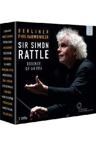 ESSENCE OF AN ERA: BERLINER PHILHARMONIKER & SIR SIMON RATTLE [사이먼 래틀& 베를린 필: 시대의 본질 1993~2017]