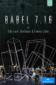 BABEL 7.16/ SIDI LARBI CHERKAOUI, DAMIEN JALET [바벨탑 7.16: 시디 라르비 셰르카위 & 다미엥 야렛 안무]