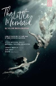 THE LITTLE MERMAID/ CZECH NATIONAL BALLET, ANDREAS SEBASTIAN WEISER [츠비네크 마테유: 창작발레 <인어공주>]