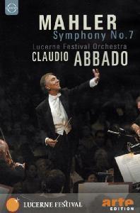 SYMPHONY NO.7/ CLAUDIO ABBADO [2005 루체른 페스티벌: 말러 교향곡 7번 <밤의 노래>   아바도]