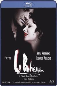 LA BOHEME/ ANNA NETREBKO & <!HS>ROLANDO<!HE> VILLAZON [푸치니 오페라 영화: 라 보엠] [블루레이 전용플레이어 사용]