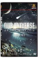 히스토리채널: 우리의 지구 4집 [OUR UNIVERSE: ABOVE & BELOW]