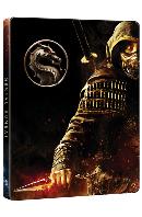모탈 컴뱃 4K UHD+DVD [스틸북 한정판] [MORTAL KOMBAT]
