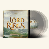 THE LORD OF THE RINGS TRILOGY: THE CITY OF PRAGUE PHILARMONIC ORCHERSTRA [반지의 제왕 3부작] [CLEAR SILVER LP]