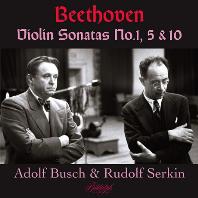 베토벤: 바이올린 소나타 1번, 5번 '봄', 10번
