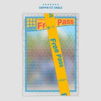FREE PASS [싱글 1집] [A VER]