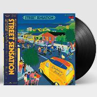 STREET SENSATION [CITY POP ON VINYL 2021] [LP] [한정반]
