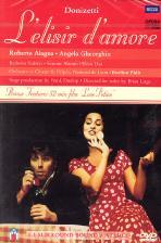 L`ELISIR D`AMORE/ ANGELA GHEORGHIU, <!HS>ROBERTO<!HE> ALAGNA