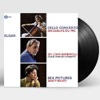 CELLO CONCERTO/ DU PRE/ JOHN BARBIROLLI [LP]