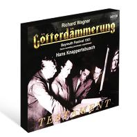 GOTTERDAMMERUNG/ HANS KNAPPERTSBUSCH [바그너: 신들의 황혼 - 한스 크나퍼츠부쉬] [LP]