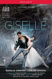 GISELLE/ THE ROYAL BALLET, BORIS GRUZIN [아당: 발레 <지젤>]