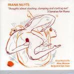 3 SONATAS FOR PIANO/ ELISA MEDINILLA/ MARC MASSON/ BENJAMIN VAN ESSER