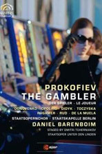 THE GAMBLER/ <!HS>DANIEL<!HE> BARENBOIM [프로코피에프: 도박사]