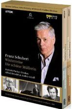 WINTERREISE & DIE SCHONE MULLERIN/ DIETRICH FISCHER-DIESKAU