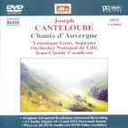 CHANTS D`AUVERGNE/ VERONIQUE GENS (DVD AUDIO)